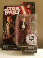 "STAR WARS The Force Awakens Han Solo 3.75"" Action Figure NEW"