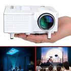 Home Cinema Theater Multimedia LED LCD Projector PC AV VGA USB HDMI HD 1080P