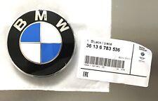 [SET] GENUINE BMW WHEEL ROUNDEL CENTER CAPS BADGE EMBLEMS NO.361367835