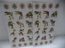 30 dinosaur t-rex stickers birthday party loot bag party favours reward