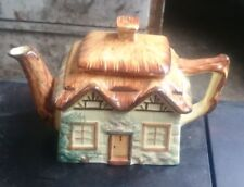 Paramount Pottery Cottage Ware Teapot Hand Painted Staffordshire nice condition