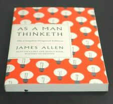 AS A MAN THINKETH by James Allen  [Paperback]  ^ NEW ^