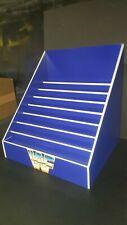 WWE/WWF Custom Made Classic Blue Detolf Display For Hasbro Figures