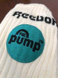 Original Collectors Reebok The Pump Crew Socks