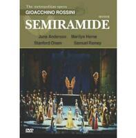 Rossini: Semiramide (1990) DVD - Marilyn Horne, June Anderson (New & Sealed)