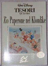 Zio Paperone - Tesori Quattro - Zio Paperone nel Klondike -