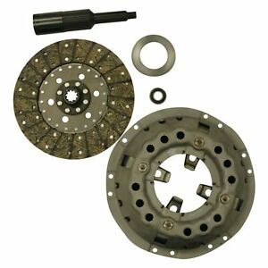 New Clutch Kit For Ford New Holland 2600V 2610 2810 3000 Series 3 Cyl 65-74