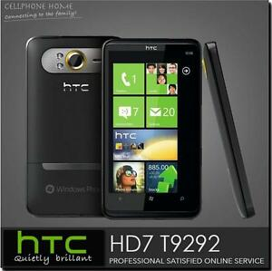 "T9292 HTC HD7 3G Windows Phone 7 T-Mobile GPS WIFI 5MP 4.3"" TouchScreen Original"