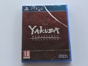 Yakuza Remastered Collection PS4 PlayStation  Import