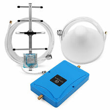 LTE 4G 800MHz Mobile Phone Signal Booster Repeater Band 20 With Yagi Antenna Kit