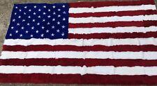 USA Flag Rex Rabbit Fur blanket Full Skin throw comfort softness best quality