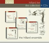 Hilliard Ensemble - Hilliard Ensemble - The Live Collection [CD]