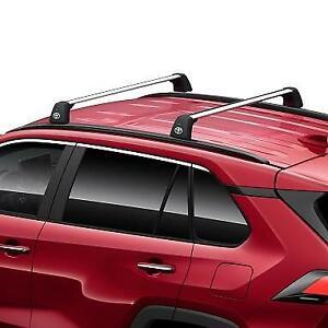 Genuine Toyota Rav4 2019> - Roof Cross Bars PW301-42000