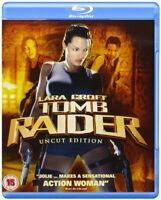 * Blu-Ray Film NEW SEALED * TOMB RAIDER * Video Game Action Movie