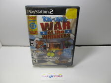 Tom and Jerry in War of the Whiskers (Sony PlayStation 2, 2002)