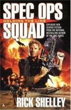 Holding the Line (Spec Ops Squad)-ExLibrary