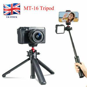 Ulanzi MT-16 Mini Extendable Desktop Tripod Bracket For DSLR Cameras Smartphone