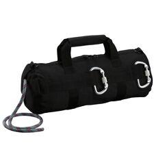 Rothco Black Stealth Rapelling Bag - 8170
