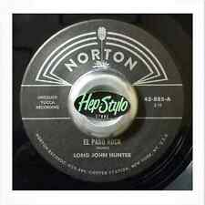 LONG JOHN HUNTER RE- EL PASO ROCK - NORTON YUCCA SERIES 50/60s ROCKERS
