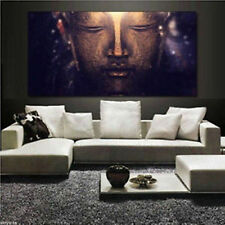 CHOP05 100/% hand-painted abstract wall decor art oil painting buddha on canvas