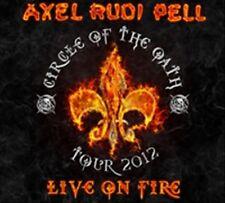 Axel Rudi Pell Live On Fire 180Gm vinyl 3LP NEW sealed
