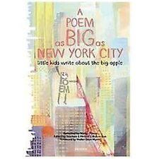 A Poem as Big as New York City: Little Kids Write About the Big Apple-ExLibrary