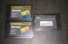Qty3 Xircom Ps-Ce2-10 CreditCard Ethernet Ii Adapter Pcmcia Network Pc Cards