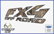 2006 Ford F150 FX4 RealTree Camo Decals Stickers - AP