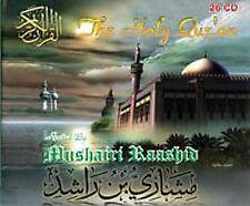Complete Quran  Recitation By Mishray Bin Rashid Al Affasy (23 AUDIO- CDs)