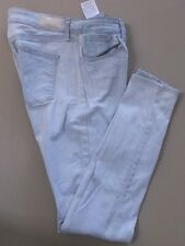 Mommy Jean High Rise Skinny Light Blue Levi's Jeans stretch,trousers,size 11-12