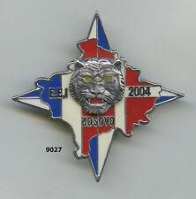 Insigne cavalerie, EEI. - ? -  KOSOVO 2004