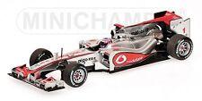 McLaren Mercedes Mp 4/25 J. Button 2010 Formula 1 1:43 Model MINICHAMPS