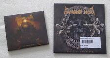 """Diamond Head - The Coffin Train - 1 CD & Exlusiv 7"""" Flexi Disc Clear Vinyl"""