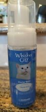 Whisker City Waterless Tearless Shampoo Cats Glacier Water 5oz New Pump