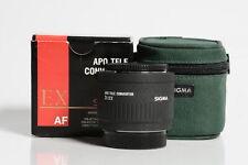 Sigma AF 2X EX APO Tele-Converter Nikon #381