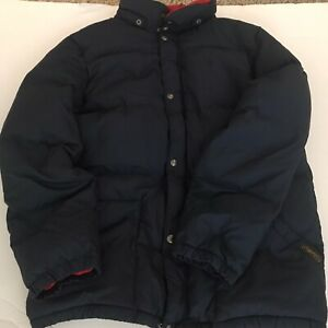 Boys Polo Ralph Lauren Navy With Red Inside Puffy Vest Size Xl(18-20)