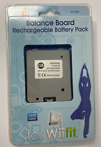 CTA Balance Board Rechargeable Battery Pack 2800 MAH For Wii Fit Balance 1E