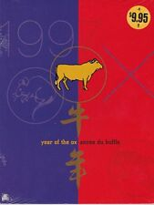 Canada, 1997 Year of the Ox Lunar Presentation Pack