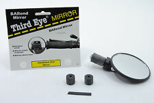 Third 3rd Eye Bar/Handlebar End Mirror