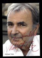 Michael Tietz Autogrammkarte Original Signiert # BC 117585