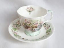 Brambly Hedge Summer Cup and Saucer - Royal Doulton - 2nd