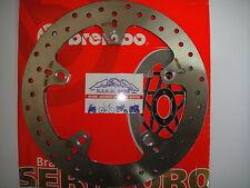 BREMBO 68B407C0 DISCO FRENO POSTERIORE SERIE ORO BMW R 1200 GS ADVENTURE 2006/09