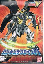 Gundam Wing Mobile Suit XXXG-01D2 Deathscythe Hell 1:144 Model Bandai 1995 New