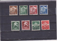 Germany 448-455 used ( Complete Sets)