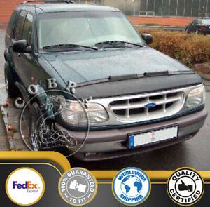 Car Bonnet Hood Bra For Ford Explorer Mercury Mountaineer 1995 96 97 98 99 00 01