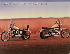 HARLEY Accessory Sheet 2000 XL 1200C Sportster 1200 Custom COLOR PHOTOS