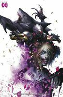 DC Suicide Squad #1 Comic Book Harley Quinn Joker Punchline Mattina Variant NM