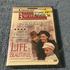 Life Is Beautiful (Dvd, 1999, Widescreen) Brand New Sealed