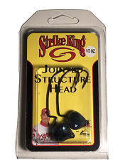 Strike King Jig Hooks Jointed Structure Swinging Head 2-pk 1/2 oz