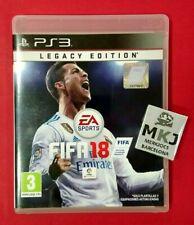 FIFA 18 - PLAYSTATION 3 - PS3 - USADO - MUY BUEN ESTADO